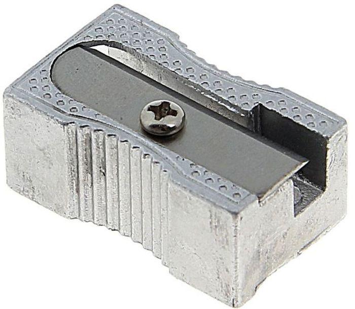 Deli Точилка 1272984FS-54103Металлическая точилка Deli классического дизайна с острым стальным лезвием обеспечивает качественную заточку карандашей.Наличие поперечных насечек на боковых гранях препятствует скольжению в процессе заточки.Заострить карандаш, выровнять или восстановить сломавшийся грифель — вот главные функции, с которыми справится металлическая точилка Deli.