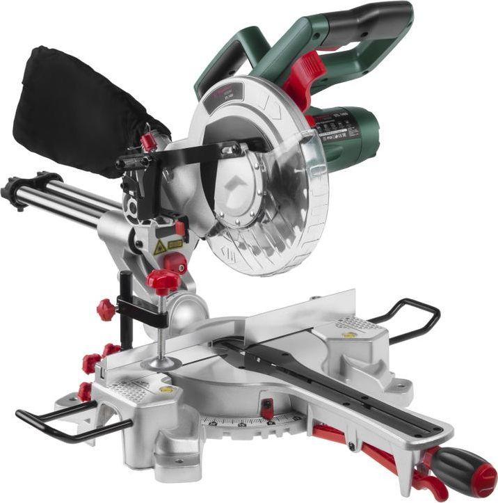Пила торцовочная (стусло) Hammer Flex STL1400/210PL4321100Пила торцовочная (стусло) Hammer Flex STL1400/210PL 1400Вт 5000об/мин круг 210мм гл. 65мм