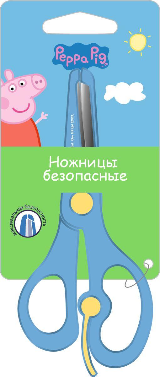 Peppa Pig Ножницы безопасные Свинка ПеппаFS-54107Безопасные ножницы с усилителем ТМ Свинка Пеппа разработаны специально для самых первых уроков вырезания. Благодаря своему маленькому размеру и эргономичному корпусу, ножницы удобно располагаются в ладошке малыша, а усилитель заставляет ножницы раскрываться без нажима. Это помогает ребенку с легкостью учиться стричь и без труда создавать свои первые поделки. Лезвия изготовлены из высококачественной нержавеющей стали, имеют закругленные концы и покрыты пластиковыми накладками, что делает их безопасными для малышей. Длина ножниц: 13,5 см. Состав: нержавеющая сталь, пластик.