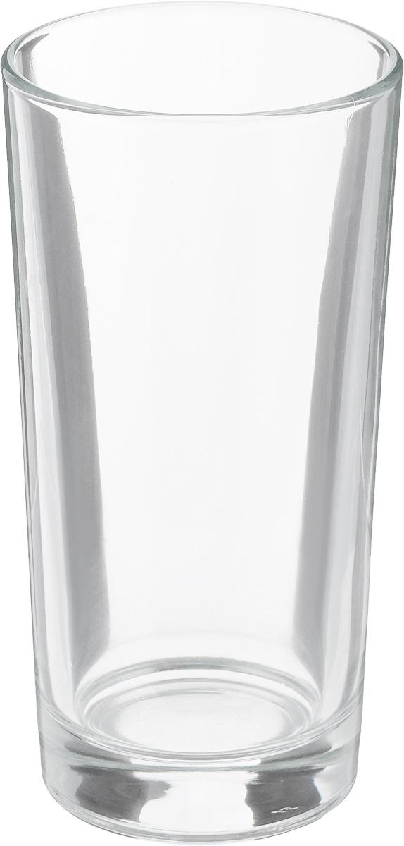 Стакан Luminarc Гладкий, 280 млVT-1520(SR)Стакан Luminarc Гладкий изготовлен из высококачественного стекла. Такой стакан прекрасно подойдет для горячих и холодных напитков. Он дополнит коллекцию вашей кухонной посуды и будет служить долгие годы. Можно использовать в посудомоечной машине и СВЧ. Диаметр стакана (по верхнему краю): 7 см. Высота: 14 см.