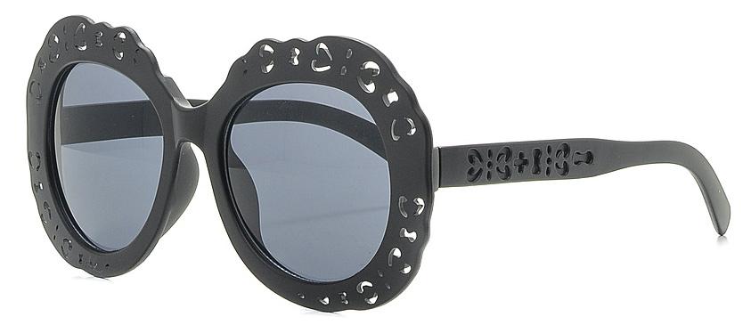 Очки солнцезащитные женские Vitta pelle, цвет: черный. 2802-2017-5563BM8434-58AEСтепень защиты от ультрафиолетовых лучей - 400UV.