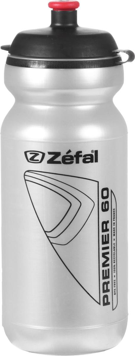 Фляга велосипедная Zefal Premier 60, цвет: серый металлик, 600 млMW-1462-01-SR серебристыйВелосипедная фляга Zefal Premier изготовлена из пищевого полипропилена. Если вы стремитесь быть первым и на счету каждый грамм веса, то серия самых лёгких и популярных фляг Zefal Premier - это то, что вам нужно! Профессиональные гонщики так же любят эти фляги за систему открытия/закрытия фляги Clip-Cap, которой очень легко пользоваться. Все фляги производятся из пищевого полипропилена, который не содержит BPA, не имеет запаха, не влияет на вкус напитка и на 100% безопасен.Вы можете без труда установить флягу на велосипед (держатель для фляги приобретается отдельно).Zefal - старейший французский производитель велосипедных аксессуаров премиального качества, основанный в 1880 году, является номером один на французском рынке велосипедных аксессуаров.Можно мыть в посудомоечной машине.Объём фляги 600 мл.Высота фляги 20 см.Подходит ко всем флягодержателям.