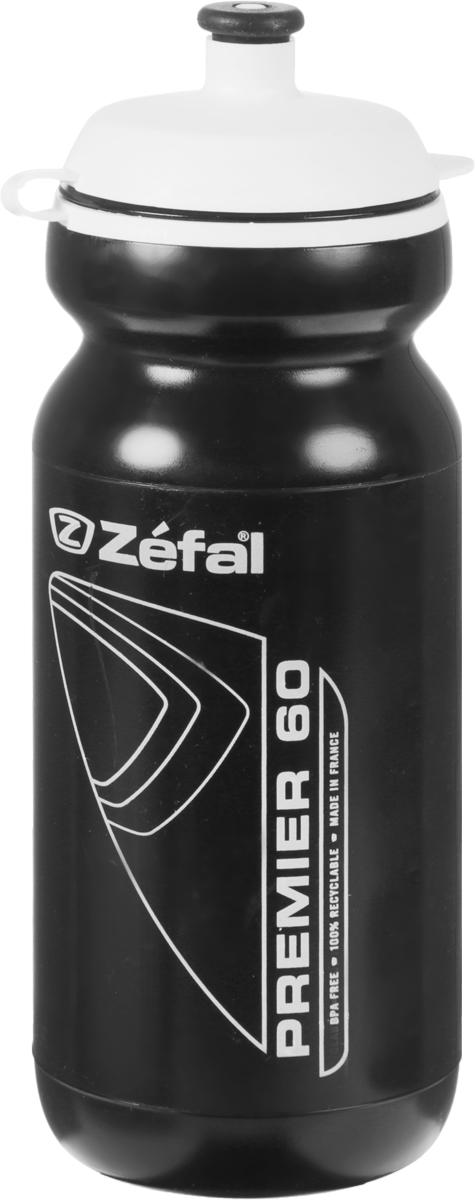 Фляга велосипедная Zefal Premier 60, цвет: черный, 600 млCRL-3BLВелосипедная фляга Zefal Premier изготовлена из пищевого полипропилена. Если вы стремитесь быть первым и на счету каждый грамм веса, то серия самых лёгких и популярных фляг Zefal Premier - это то, что вам нужно! Профессиональные гонщики так же любят эти фляги за систему открытия/закрытия фляги Clip-Cap, которой очень легко пользоваться. Все фляги производятся из пищевого полипропилена, который не содержит BPA, не имеет запаха, не влияет на вкус напитка и на 100% безопасен.Вы можете без труда установить флягу на велосипед (держатель для фляги приобретается отдельно).Zefal - старейший французский производитель велосипедных аксессуаров премиального качества, основанный в 1880 году, является номером один на французском рынке велосипедных аксессуаров.Можно мыть в посудомоечной машине.Объём фляги 600 мл.Высота фляги 20 см.Подходит ко всем флягодержателям.