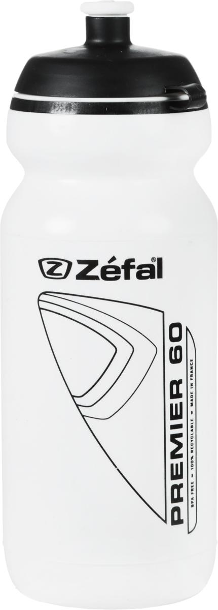 Фляга велосипедная Zefal Premier 60, цвет: белый, 600 мл1508160Велосипедная фляга Zefal Premier изготовлена из пищевого полипропилена. Если вы стремитесь быть первым и на счету каждый грамм веса, то серия самых лёгких и популярных фляг Zefal Premier - это то, что вам нужно! Профессиональные гонщики так же любят эти фляги за систему открытия/закрытия фляги Clip-Cap, которой очень легко пользоваться. Все фляги производятся из пищевого полипропилена, который не содержит BPA, не имеет запаха, не влияет на вкус напитка и на 100% безопасен.Вы можете без труда установить флягу на велосипед (держатель для фляги приобретается отдельно). Zefal - старейший французский производитель велосипедных аксессуаров премиального качества, основанный в 1880 году, является номером один на французском рынке велосипедных аксессуаров.Можно мыть в посудомоечной машине.Объём фляги 600 мл.Высота фляги 20 см.Подходит ко всем флягодержателям.