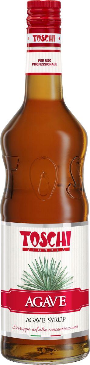 Toschi Агава сироп, 1 л0120710Сироп Агава Toschi отличается мягким медовым вкусом и ароматом карамели. Подходит для приготовления алкогольных и безалкогольных коктейлей, киселей, кондитерских изделий и десертов. Великолепен в сочетании с вафлями, мороженым и блинами. Сироп из агавы популярен в качестве натурального заменителя сахара среди людей ведущих здоровый образ жизни. О производителе: Компания Тоски Виньола основана в 1945 году как поставщик продуктов питания. Деятельность компании началась с производства фруктов в ликере, далее ассортимент начал включать сиропы, ликеры, вишни в сиропе Amarena, ингредиенты для мороженого и кондитерских изделий, бальзамический уксус и многое другое. За 70 лет развития компания Тоски Виньола значительно расширила ассортимент выпускаемых продуктов. Благодаря высочайшему качеству и использованию натуральных ингредиентов продукция компании Тоски Виньола известна во всем мире. В 2006 году вся продукция Тоски Виньола получила сертификат IFS (Международный пищевой стандарт). Сегодня Тоски Виньола является семейной компанией, ей управляют Джорджио Монторси и Массимо Тоски, которые бережно хранят секреты семейного производства.
