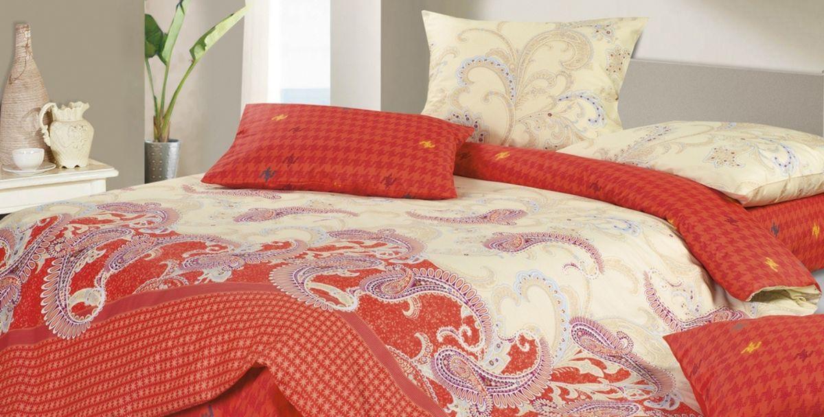 Комплект постельного белья Ecotex Гармоника Райский сад, цвет: коралловый. Семейный10503Коллекция постельного бельяГармоника от Ecotex — это уникальное сочетание мягкости и нежности благородного сатина со свежестью дизайнерских решений.Коллекция представлена десятками вариантов расцветок, среди которых можно найти как нежные пастельные решения, так и яркие стильные оттенки, паттерны и их оригинальные сочетания. Сатиновая коллекция Гармоника рассчитана на взыскательных потребителей, ценящих стиль, оригинальный дизайн, а также собственный комфорт и нежное прикосновение ткани.