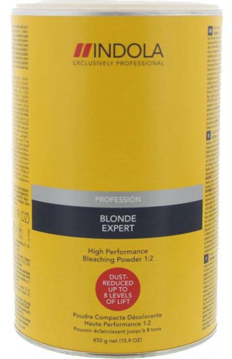 Indola Порошок обесцвечивающий 8 уровней осветления Bleaching Powder 450 г4605845001449Порошок обесцвечивающий. До 8 уровней осветления. Высокая нейтрализация желтизны