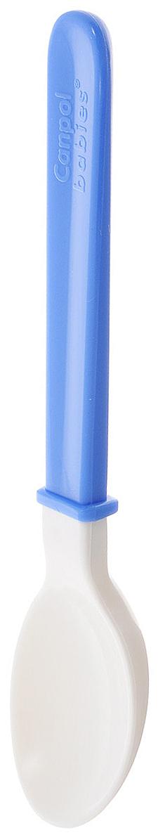 Canpol Babies Ложка для кормления от 4 месяцев цвет синий9832AQЛожка для кормления с мягким наконечником предназначена для кормления малышей от 4 месяцев. Вся ложка выполнена из мягкого материала, что позволяет полностью безопасно кормить малыша, не боясь повредить его нежные десны. Дополнительно ложку можно использовать во время прорезывания зубов в качестве прорезывателя. Бренд Canpol babies уже более 25 лет помогает мамам во всем мире растить своих малышей здоровыми и счастливыми.