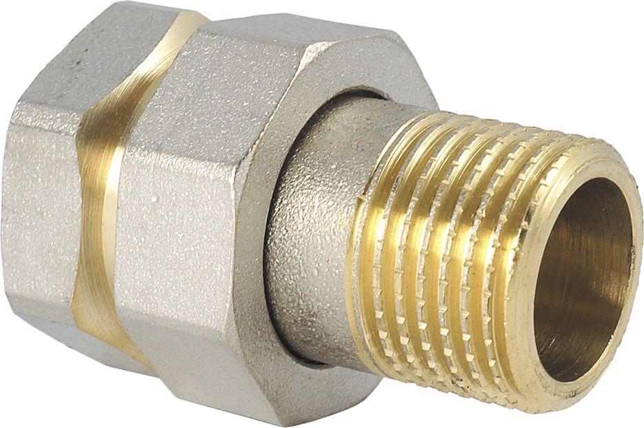 Smart Сгон прямой (американка прямая) 1/2 в/н NS68/5/2Сгон прямой (американка прямая) SMART 1/2 предназначен для быстрого и удобного разъединения и соединения труб, а также разнообразных опорнорегулирующих элементов водопровода и отопления.Нормативный срок службы: 30 летМаксимальная рабочая температура: +200°СМаксимальное рабочее давление: 40 бар.