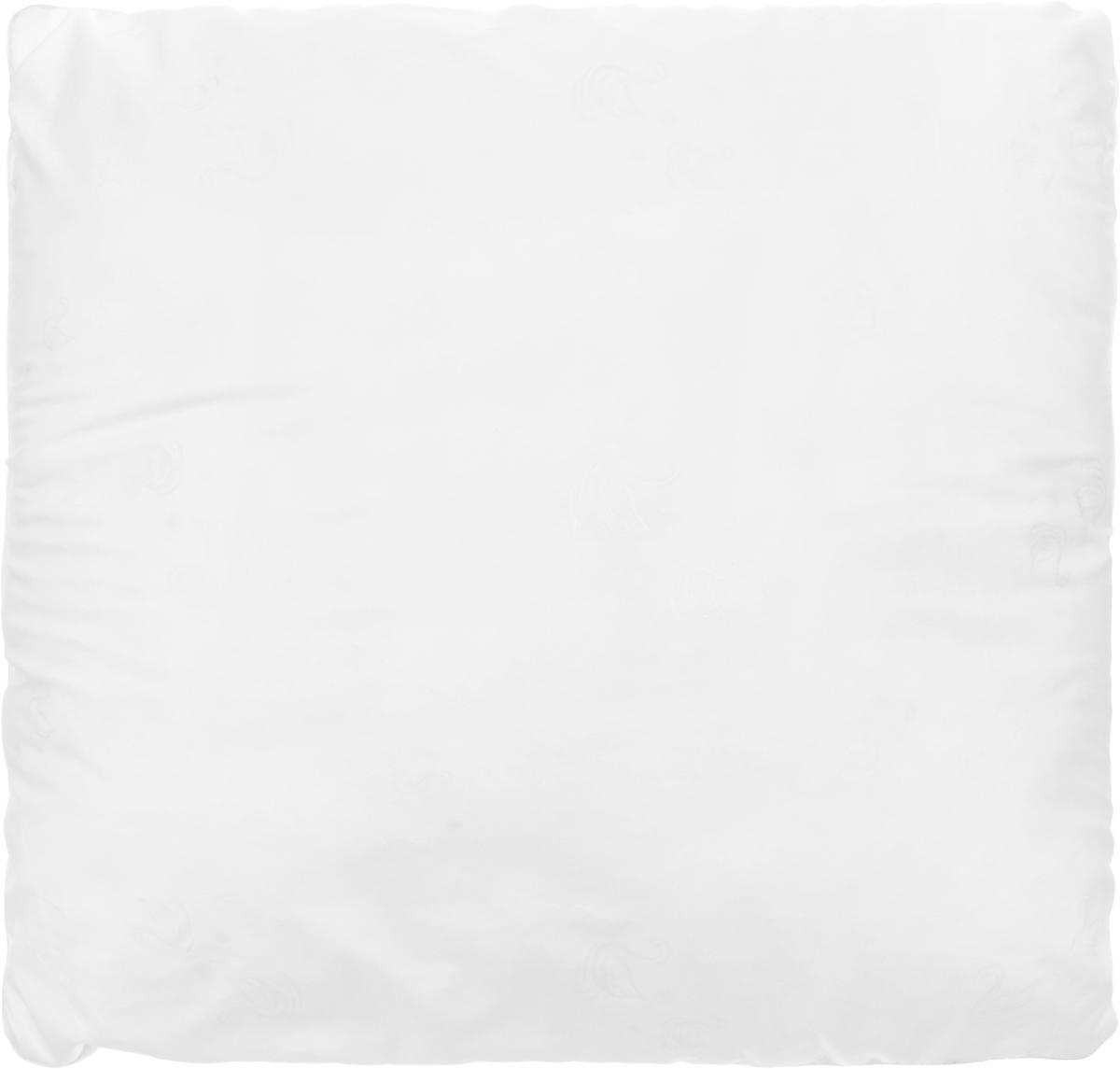 Подушка Ecotex Лебяжий пух - Комфорт, наполнитель: пух, полиэстер, 68 х 68 смES-412Подушка Ecotex Лебяжий пух - Комфорт - это удивительный комфорт и актуальный стиль. Чехол подушки выполнен из микрофибры (100% полиэстер). Наполнитель - микроволокно DownFill (Лебяжий пух, полиэстер). Подушка имеет классическую квадратную форму и изысканный внешний вид. Важные потребительские свойства подушки Ecotex Лебяжий пух - Комфорт:- дарит тепло, позволяя телу дышать;- мягкость;- эластичность;- легкость;- гипоаллергенность;- легко стирается, быстро сохнет; - сохраняя свои первоначальные свойства и форму;- эффект кожи персика.Оптимальный микроклимат во время сна, бодрость и свежесть каждого утра - это комфорт, которого вы заслуживаете!