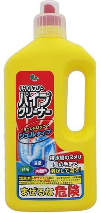 Очиститель для труб Mitsuei 0.8 лSS 4041Средство великолепно справляется с засорами в сливных трубах - раковинах, в ванне и на кухне. Растворяет любые загрязнения на своем пути. Благодаря антибактериальному и отбеливающему свойствам, поддерживает чистоту и стерильность труб долгое время. Эффективно удаляет неприятные запахи, оставляя приятный аромат чистоты.
