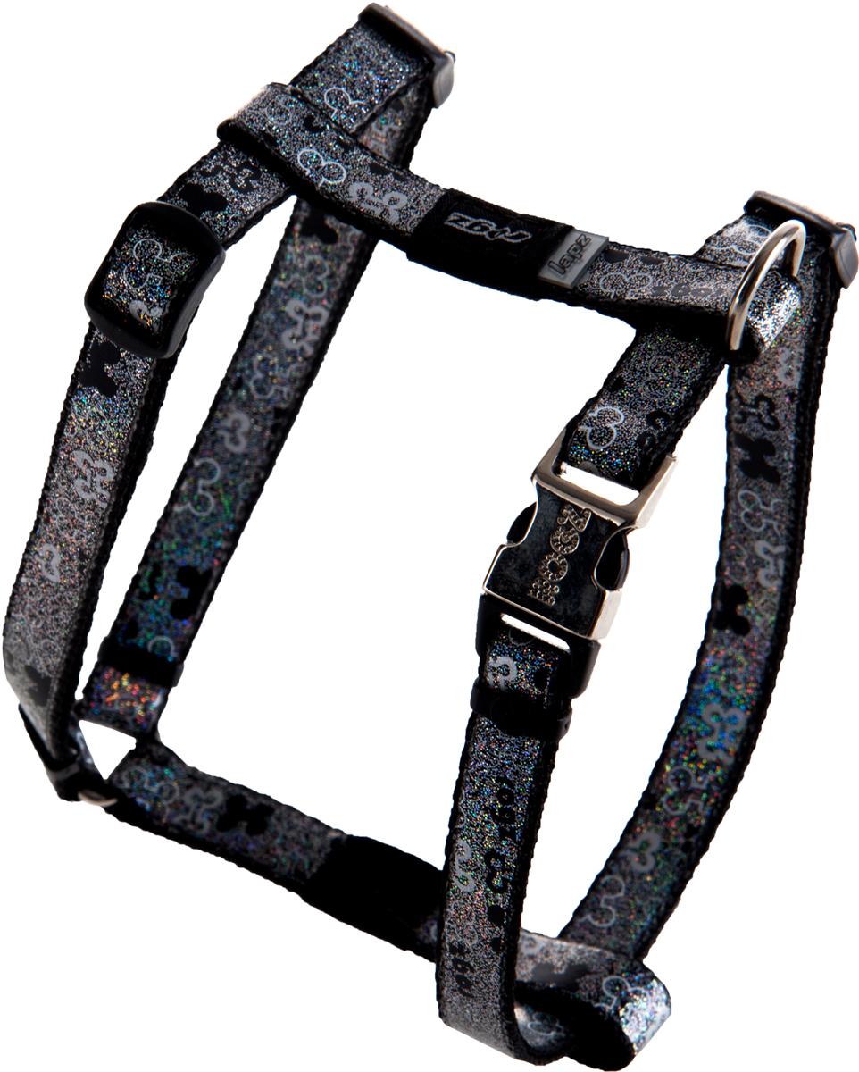 Шлейка для собак Rogz Trendy, ширина 1,2 см. Размер S. SJ521A0120710Веселый и яркий дизайн.Нежнейшая мягкость и гибкость.Светоотражающие материалы для обеспечения лучшей видимости собаки в темное время суток.Материалы: 100 % полиэстер, полиуретан,металл, пластик. Полотно: 100% полиэстер, полиуретан. Пряжка: металл, пластик