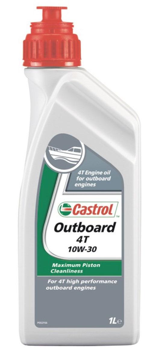 Моторное масло Castrol Outboard 4T, полусинтетическое, 1 л2706 (ПО)Castrol Outboard 4T — высокоэффективное моторное масло. Частично синтетическая композиция продукта обеспечивает высочайший уровень защиты двигателя в широком диапазоне условий работы подвесных двигателей — как при движении с высокой скоростью, так и при длительных стоянках судна.