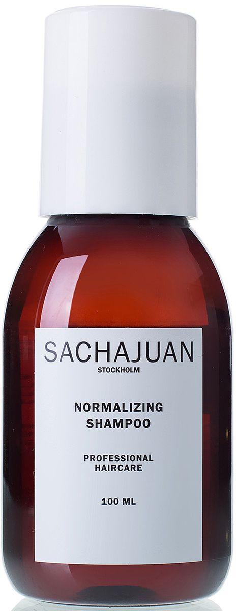 Sachajuan Нормализующий шампунь, 100 мл4605845001470Мягко очищающий шампунь с технологией ocean silk, климбазолом и пироктоноламином для поддержания здоровья волос и кожи головы. Добавляет объема и подвижности волосам, оказывает освежающее действие. Этот продукт предназначен для поддержания здоровья волос и кожи головы и предотвращения возможных проблем.