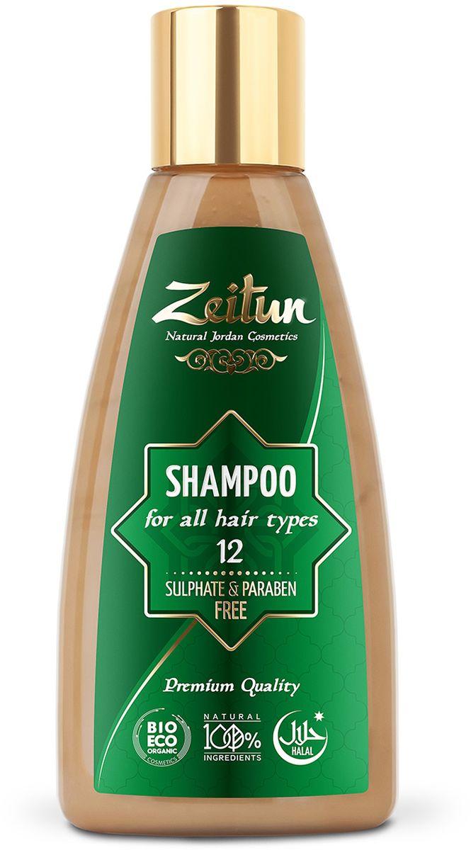 Зейтун Шампунь №12 для всех типов волос, 150 млFS-00103Натуральный шампунь для ухода за всеми типами волос. Основа шампуня на базе масла конопли делает его универсальным средством для волос: хорошо очищает волосы и кожу головы, питает волосяные луковицы, благодаря чему укрепляет и оздоравливает волосы.