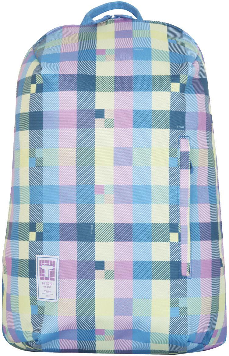 Tiger Enterprise Рюкзак детский КлеткаCRCB-RT2-880Самые трендовые цвета сезона сочетаются в дизайне этого рюкзака с элегантным рисунком. Незаменимый аксессуар для тех, кто создает свой стиль и идет на шаг впереди моды.