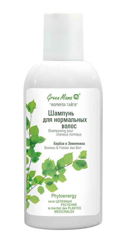 Green Mama Шампунь для нормальных волос Береза и земляника, 50 млMP59.4DБерёза - национальный символ России. Особенно мы благодарны ей в бане - за здоровый аромат, за целебные веники и отвар из листьев. Из поколения в поколение передавали нам древние русичи простую истину: березовый настой - лучшее средство для мытья волос. Листья и почки - это богатейший источник витаминов и полезных веществ, придающих волосам эластичность, здоровый вид и блеск, стимулирующих их рост. Волосы легко расчёсываются, причёска получается объёмной и пышной. Земляничные корни, листья и ягоды содержат витамины С, А, В1, В12, К, органические кислоты, полисахариды, белок, Fe,Ca, P, K, йод. Мы используем в технологии самые современные открытия, чтобы эффективно, на молекулярном уровне очистить волосы и кожу без применения агрессивных моющих средств.Phytoenergy – сила целебных растений.