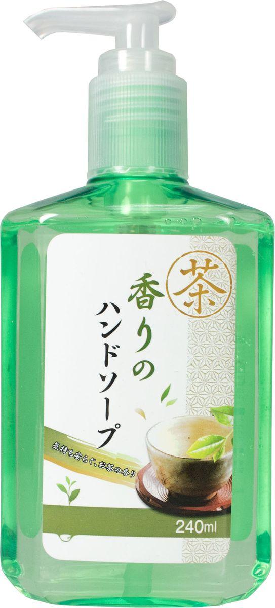 Nagara Мыло жидкое для рук с ароматом зеленого чая, 240 млFS-00103Ароматизированное жидкое мыло для рук. Обладает приятным ароматом настоящего японского зеленого чая. Не сушит кожу рук. Экономичный расход. Способ применения: нажать на дозатор один-два раза, выдавить средство. Добавить прохладную или теплую воду, сформировать пену, вымыть руки, тщательно ополоснуть.Способ хранения: хранить в недоступном для детей месте. Хранить вдали от прямых солнечных лучей.Меры предосторожности: использовать строго по назначению. При случайном попадании средства в глаза незамедлительно промыть их большим количеством воды. При возникновении аллергических реакций прекратить применение средства. Состав: вода, лауретсульфат натрия, кокамид моноэтаноламин, кокамидопропилбетаин, натрия С14-16 олефинсульфонат, натрия хлорид, гликоль дистеарат, ароматизатор, метилхлороизотиазолинон, метилизотиазолинон.