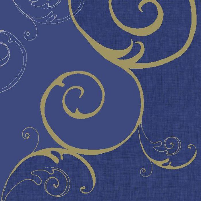 Салфетки бумажные Duni, 3-слойные, цвет: синий, 33 х 33 смVT-1520(SR)Трехслойные бумажные салфетки изготовлены из экологически чистого, высококачественного сырья - 100% целлюлозы. Салфетки выполнены в оригинальном и современном стиле, прекрасно сочетаются с любым интерьером и всегда будут прекрасным и незаменимым украшением стола.