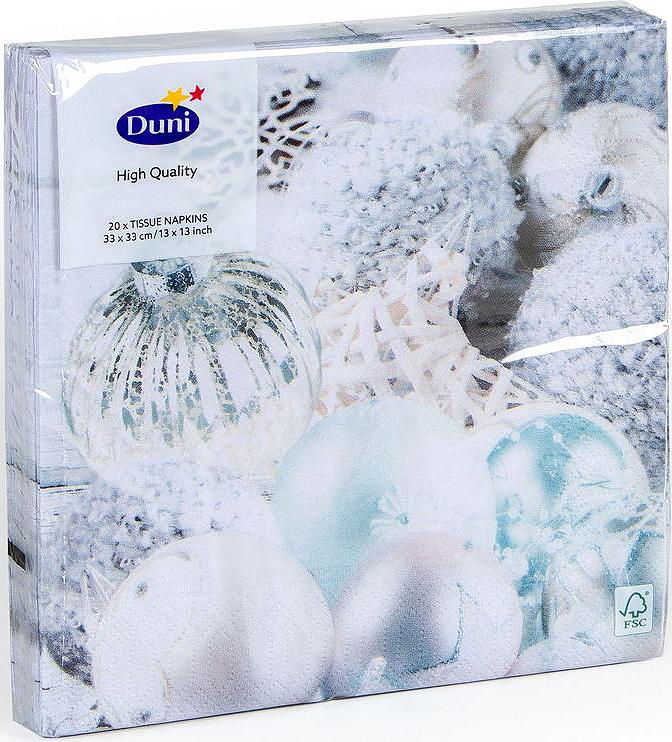 Салфетки бумажные Duni Mint Crystal, 3-слойные, 33 х 33 см790009Многослойные бумажные салфетки изготовлены из экологически чистого, высококачественного сырья - 100% целлюлозы. Салфетки выполнены в оригинальном и современном стиле, прекрасно сочетаются с любым интерьером и всегда будут прекрасным и незаменимым украшением стола.