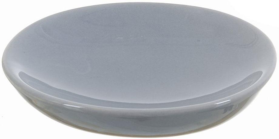 Мыльница White Clean GrayUP210DFМыльница White CLEAN Gray изготовлена из керамики серого цвета, удобной овальной формы. Изделие прекрасно дополнит интерьер вашей ванной комнаты и отлично сочетается с другими аксессуарами из коллекции Gray.