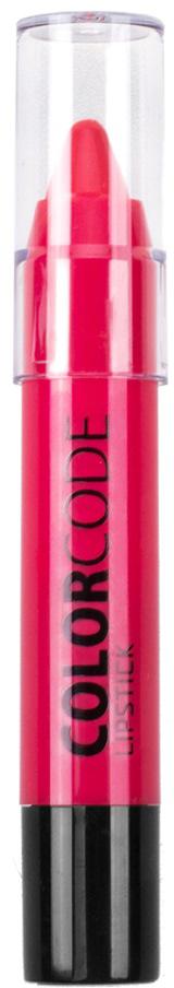 Lamel Professional Помада карандаш Color Code 04, 3 г5010777142037Богатый, насыщенный цветом пигмент помады-карандаша для губ Color Code Lamel легко наносится без смазывания. Формула помады-карандаша плавно наносится на губы, создавая кремовый слой насыщенного цвета. Специально подобранные компоненты обеспечивают увлажнение, а также смягчение кожи губ. Придайте вашим губам сияние блеска при помощи легкого и точного в нанесении карандаша.