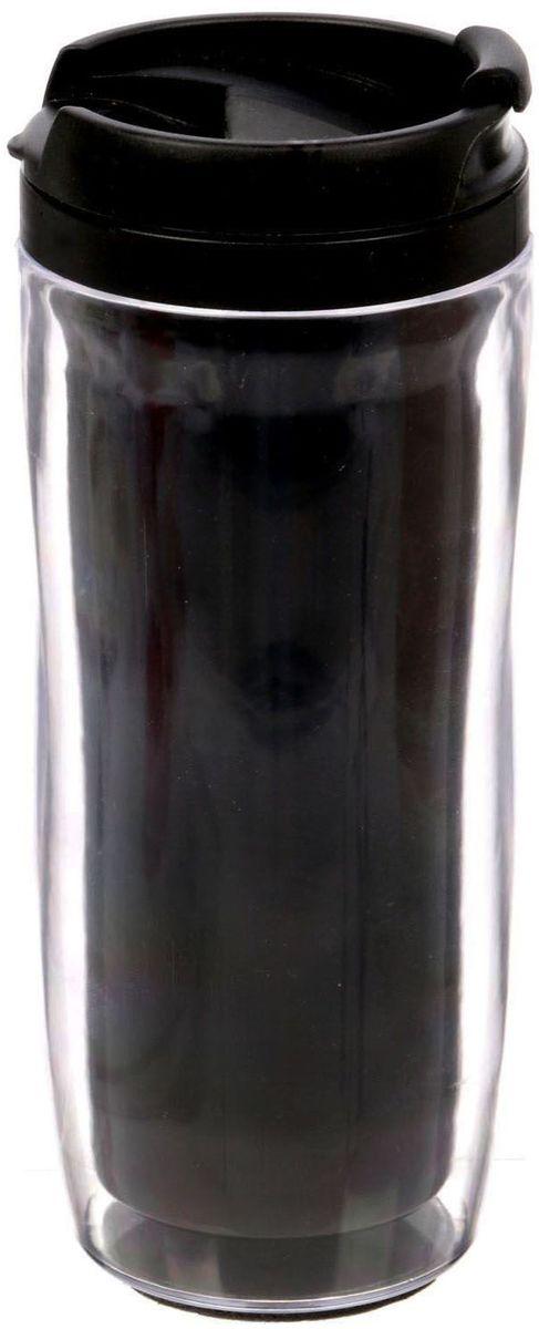 Термостакан Sima-land Вид 1, 350 млVT-1520(SR)Термостакан 350 мл создан для тех, кто всегда находится в движении. Преподнесите своему близкому такой подарок и он, наслаждаясь любимым напитком, будет вспоминать о вас везде: на работе, отдыхе, в дороге. Особенности:Противоскользящая прокладка на дне.Классическая форма высокого стакана обеспечит удобство использования.Авторский дизайн подчеркнет индивидуальность обладателя.Сменный вкладыш.Такой термостакан — практичный аксессуар и чудесный подарок для себя, друга или коллеги.