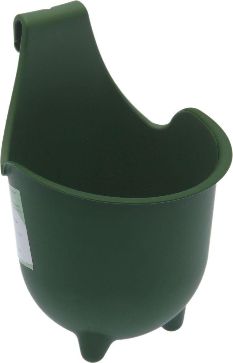 Горшок для цветов JetPlast Альфа, цвет: зеленый, 1 л09840-20.000.00Озелените свою квартиру, ведь растения вырабатывают кислород и нейтрализуют бактерии и вирусы. Фитомодуль — это приспособление, которое позволяет разместить большое количество цветов на стене и экономит место в доме. «Альфа» — это своего рода конструктор. Егоможно выстраивать в различные композиции: ромб, треугольник и другие фигуры.Простая установка не займёт много времени и не потребует особых навыков. «Альфа» имеет ряд особенностей: большое количество ячеек позволяет высаживать растения разных типовспециальные выемки на рамке надёжно крепятся к стене и обеспечивают устойчивость горшказа растениями легко ухаживатьприятная цена по сравнению с конкурентами. Чтобы озеленить участок размером 1 м?,вам понадобятся 44 рамки и 44 горшка «Альфа». К горшку подходит только крепление для кашпо «Альфа» . Таким образом, они составляют комплект для одного растения.