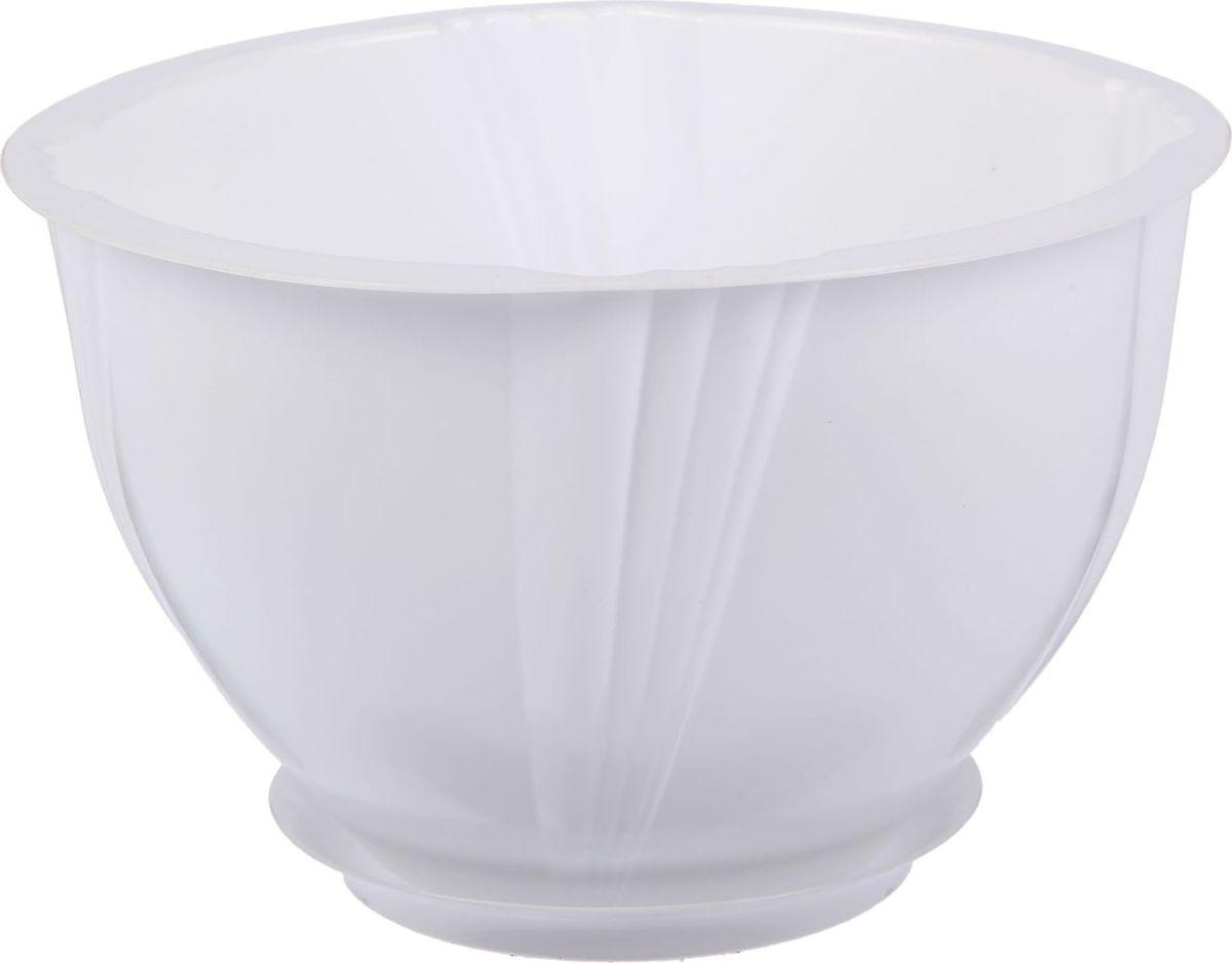 Кашпо Berossi Diana, с поддоном, цвет: белый, 3,6 л531-401Кашпо — это не просто ёмкость для выращивания комнатных растений, но и важный элемент декора.Посадите растение в Кашпо с поддоном 3,6 л Diana, цвет белый! Его интересная форма дополнит интерьер, а качественный материал будет радовать вас долгие годы. Пластик полностью безопасен и не вступает в реакцию с почвой и корнями растения. Помимо этого, горшокЛёгкий, что делает удобной его транспортировку и эксплуатацию.Практичный: можно использовать для большинства комнатных растений. Цельный — вам не потребуются дпоолнительные приспособления и элементы.