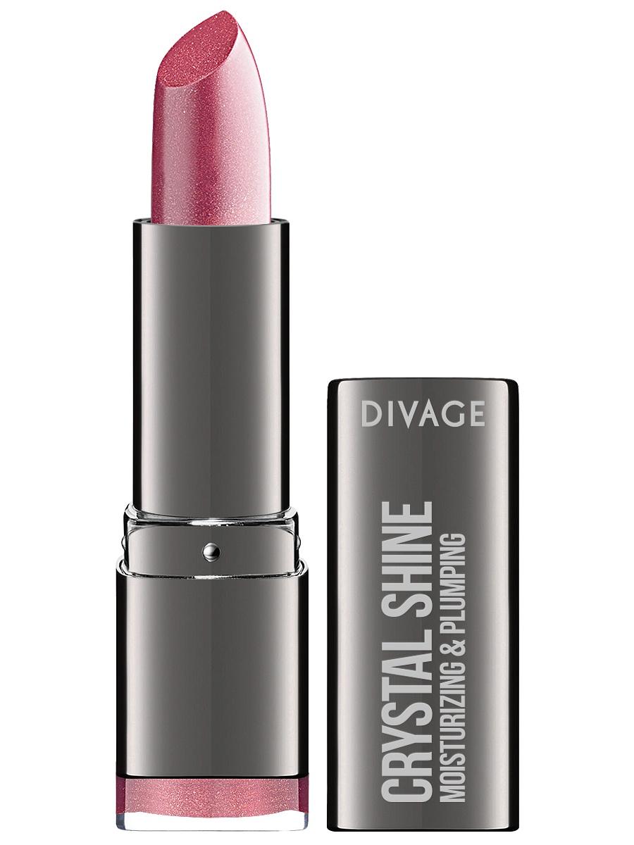 Divage Губная Помада Crystal Shine, № 225010777142037DIVAGE приготовил для тебя отличный подарок - лак для губ с инновационной формулой, которая придает глубокий и насыщенный цвет. Роскошное глянцевое сияние на твоих губах сделает макияж особенным и неповторимым. 8 самых актуальных оттенков, чтобы ты могла выглядеть ярко и привлекательно в любой ситуации. Особая форма аппликатора позволяет идеально прокрашивать губы и делает нанесение более комфортным. Лак не только смотрится ярко, но и увлажняет и защищает твои губы. Будь самой неповторимой этой весной и восхищай всех роскошным блеском и невероятно насыщенным цветом с лаком для губ от DIVAGE!