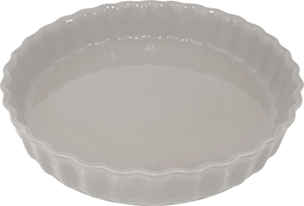 Форма для пирога Appolia Delices, цвет: серый, 28 х 28 см94672Благодаря большому разнообразию изящных форм и широкой цветовой гамме, коллекция DELICES предлагает всевозможные варианты приготовления блюд для себя и гостей. Выбирайте цвета в соответствии с вашими желаниями и вашей кухне. Закругленные углы облегчают чистку. Легко использовать. Большие удобные ручки. Прочная жароустойчивая керамика экологична и изготавливается из высококачественной глины. Прочная глазурь устойчива к растрескиванию и сколам, не содержит свинца и кадмия. Глина обеспечивает медленный и равномерный нагрев, деликатное приготовление с сохранением всех питательных веществ и витаминов, а та же долго сохраняет тепло, что удобно при сервировке горячих блюд.