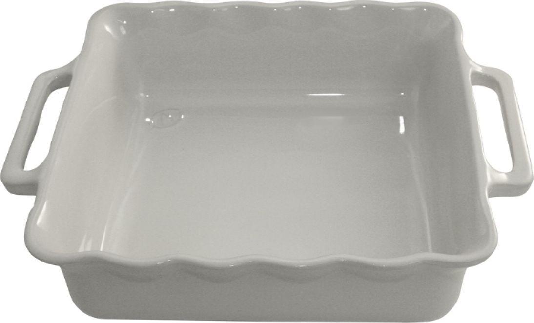 Форма для выпечки Appolia Delices, квадратная, цвет: серый, 3,3 л300194_сиреневый/грушаБлагодаря большому разнообразию изящных форм и широкой цветовой гамме, коллекция DELICES предлагает всевозможные варианты приготовления блюд для себя и гостей. Выбирайте цвета в соответствии с вашими желаниями и вашей кухне. Закругленные углы облегчают чистку. Легко использовать. Большие удобные ручки. Прочная жароустойчивая керамика экологична и изготавливается из высококачественной глины. Прочная глазурь устойчива к растрескиванию и сколам, не содержит свинца и кадмия. Глина обеспечивает медленный и равномерный нагрев, деликатное приготовление с сохранением всех питательных веществ и витаминов, а та же долго сохраняет тепло, что удобно при сервировке горячих блюд.