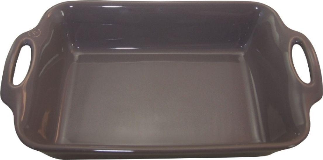 Форма для выпечки Appolia Harmonie, квадратная, цвет: серый, 2,5 лCM000001328Одна из новейших коллекций Harmonie выполнена в современном стиле. 7 модных цветов. Выполненная из Eco-пасты Ceram , как и другие коллекции, он предлагает много возможностей. В ней можно запекать разнообразные блюда, а так же использовать при сервировке, подавая готовый кулинарный шедевр сразу на обеденный стол. Закругленные углы облегчают чистку. Легко использовать. Большие удобные ручки. Прочная жароустойчивая керамика экологична и изготавливается из высококачественной глины. Прочная глазурь устойчива к растрескиванию и сколам, не содержит свинца и кадмия. Глина обеспечивает медленный и равномерный нагрев, деликатное приготовление с сохранением всех питательных веществ и витаминов, а та же долго сохраняет тепло, что удобно при сервировке горячих блюд.