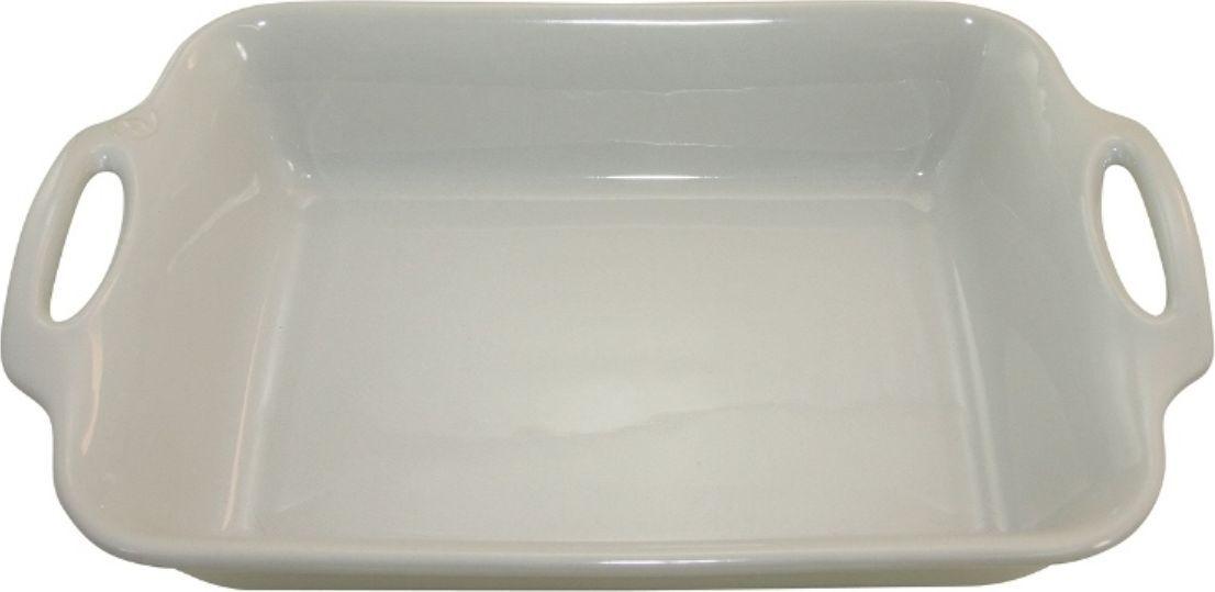 Форма для выпечки Appolia Harmonie, квадратная, цвет: жемчужно-серый, 4,6 лCM000001328Одна из новейших коллекций Harmonie выполнена в современном стиле. 7 модных цветов. Выполненная из Eco-пасты Ceram , как и другие коллекции, он предлагает много возможностей. В ней можно запекать разнообразные блюда, а так же использовать при сервировке, подавая готовый кулинарный шедевр сразу на обеденный стол. Закругленные углы облегчают чистку. Легко использовать. Большие удобные ручки. Прочная жароустойчивая керамика экологична и изготавливается из высококачественной глины. Прочная глазурь устойчива к растрескиванию и сколам, не содержит свинца и кадмия. Глина обеспечивает медленный и равномерный нагрев, деликатное приготовление с сохранением всех питательных веществ и витаминов, а та же долго сохраняет тепло, что удобно при сервировке горячих блюд.