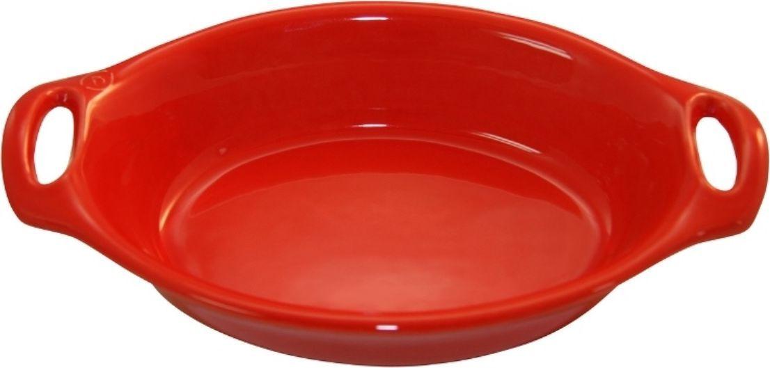 Форма для выпечки Appolia Harmonie, овальная, цвет: красный, 2,1 лCM000001328Одна из новейших коллекций Harmonie выполнена в современном стиле. 7 модных цветов. Выполненная из Eco-пасты Ceram , как и другие коллекции, он предлагает много возможностей. В ней можно запекать разнообразные блюда, а так же использовать при сервировке, подавая готовый кулинарный шедевр сразу на обеденный стол. Закругленные углы облегчают чистку. Легко использовать. Большие удобные ручки. Прочная жароустойчивая керамика экологична и изготавливается из высококачественной глины. Прочная глазурь устойчива к растрескиванию и сколам, не содержит свинца и кадмия. Глина обеспечивает медленный и равномерный нагрев, деликатное приготовление с сохранением всех питательных веществ и витаминов, а та же долго сохраняет тепло, что удобно при сервировке горячих блюд.