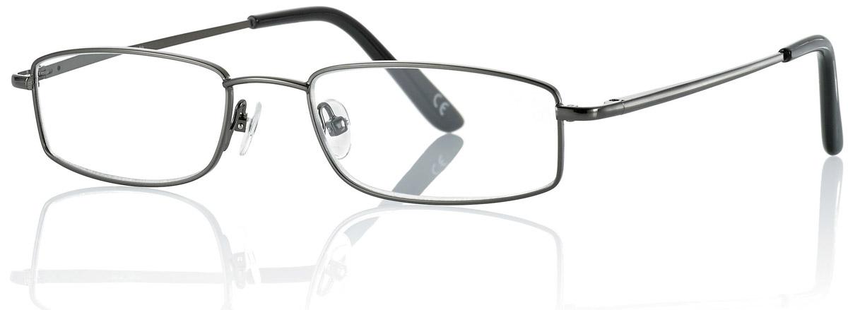 CentroStyle Очки для чтения +3.50, цвет: серый0003929Готовые очки для чтения - это очки с плюсовыми диоптриями, предназначенные для комфортного чтения для людей с пониженной эластичностью хрусталика. Очки итальянской марки Centrostyle - это модные и незаменимые в повседневной жизни аксессуары. Более чем двадцати летний опыт дизайнеров компании CentroStyle гарантирует комфорт и качество.