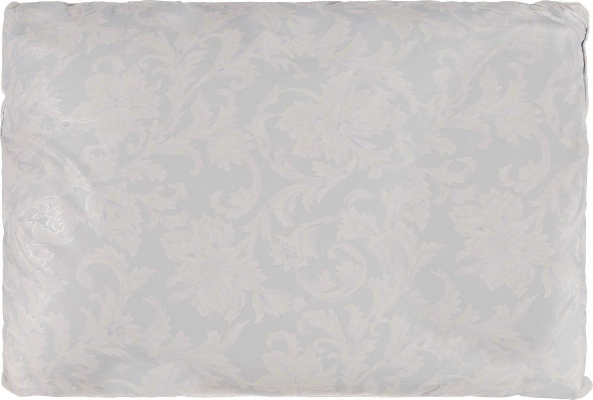 Подушка Ecotex Рокко, наполнитель: пух, перо, 50 х 70 смES-412Подушка Ecotex Рокко обеспечит здоровый сон и невероятный комфорт. Чехол подушки выполнен из натуральной тиковой ткани (100% хлопок), украшенной оригинальным принтом. Внутри пухоперовый наполнитель. Преимущества: - долговечность;- воздухопроницаемость;- мягкость и упругость; - исключительная теплоизоляция. Масса наполнителя: 1,6 кг.