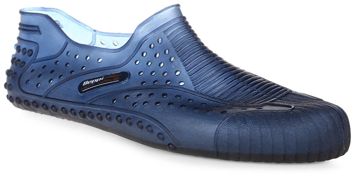 Обувь для кораллов мужская Beppi, цвет: синий. 2155280. Размер 45SHARKS-H8005Легкая удобная акваобувь.