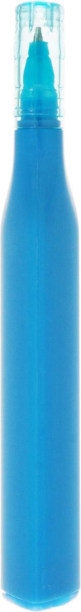 Эврика Ручка шариковая цвет корпуса синий72523WDОригинальная шариковая ручка Эврика станет отличным подарком и незаменимым аксессуаром. Ручка с треугольным корпусом, изготовленная из полимера, несомненно, удивит и порадует получателя. Пишущая часть ручки находится под колпачком.Забавный и практичный подарок коллеге - такая ручка не потеряется среди бумаг, и долгое время будет вызывать улыбку окружающих.