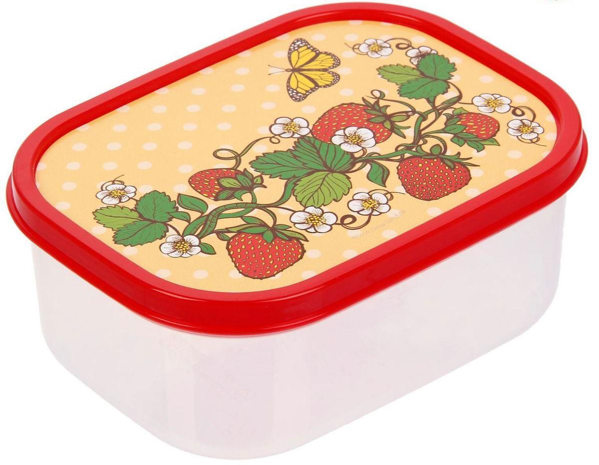 Ланч-бокс Доляна №6, прямоугольный, 500 млVT-1520(SR)Если после вкусного обеда осталась еда, а насладиться трапезой хочется и на следующий день, ланч-бокс станет отличным решением данной проблемы!Такой контейнер является незаменимым предметом кухонной утвари, ведь у него много преимуществ:Простота ухода. Ланч-бокс достаточно промыть тёплой водой с небольшим количеством чистящего средства, и он снова готов к использованию.Вместительность. Большой выбор форм и объёма поможет разместить разнообразные продукты от сахара до супов.Эргономичность. Ланч-боксы очень легко хранить даже в самой маленькой кухне, так как их можно поставить один в другой по принципу матрёшки.Многофункциональность. Разнообразие цветов и форм делает возможным использование контейнеров не только на кухне, но и в других областях домашнего быта.Любители приготовления обеда на всю семью в большинстве случаев приобретают ланч-боксы наборами, так как это позволяет рассортировать продукты по всевозможным признакам. К тому же контейнеры среднего размера станут незаменимыми помощниками на работе: ведь что может быть приятнее, чем порадовать себя во время обеда прекрасной едой, заботливо сохранённой в контейнере?В качестве материала для изготовления используется пластик, что делает процесс ухода за контейнером ещё более эффективным. К каждому ланч-боксу в комплекте также прилагается крышка подходящего размера, это позволяет плотно и надёжно удерживать запах еды и упрощает процесс транспортировки.Однако рекомендуется соблюдать и меры предосторожности: не использовать пластиковые контейнеры в духовых шкафах и на открытом огне, а также не разогревать в микроволновых печах при закрытой крышке ланч-бокса. Соблюдение мер безопасности позволит продлить срок эксплуатации и сохранить отличный внешний вид изделия.Эргономичный дизайн и многофункциональность таких контейнеров — вот, что является причиной большой популярности данного предмета у каждой хозяйки. А в преддверии лета и дачного сезона такое приобретение позво