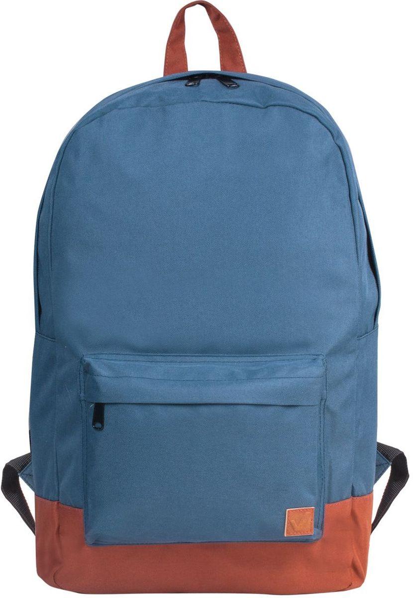 Brauberg Рюкзак Сити-формат цвет синий коричневыйMI16-FLS-08Компактный и легкий рюкзак с лаконичным дизайном, в котором нет ничего лишнего, имеет вместительное отделение для любых нужд владельца. Идеально подходит для учебы и отдыха.•1 отделение, 1 карман. •Отделение для ноутбука с диагональю 15. •Водоотталкивающая ткань. •Широкие регулируемые лямки. •Размер: 33х26х10 cм. •Цвет - синий с коричневым дном. •Объем: 18 л.