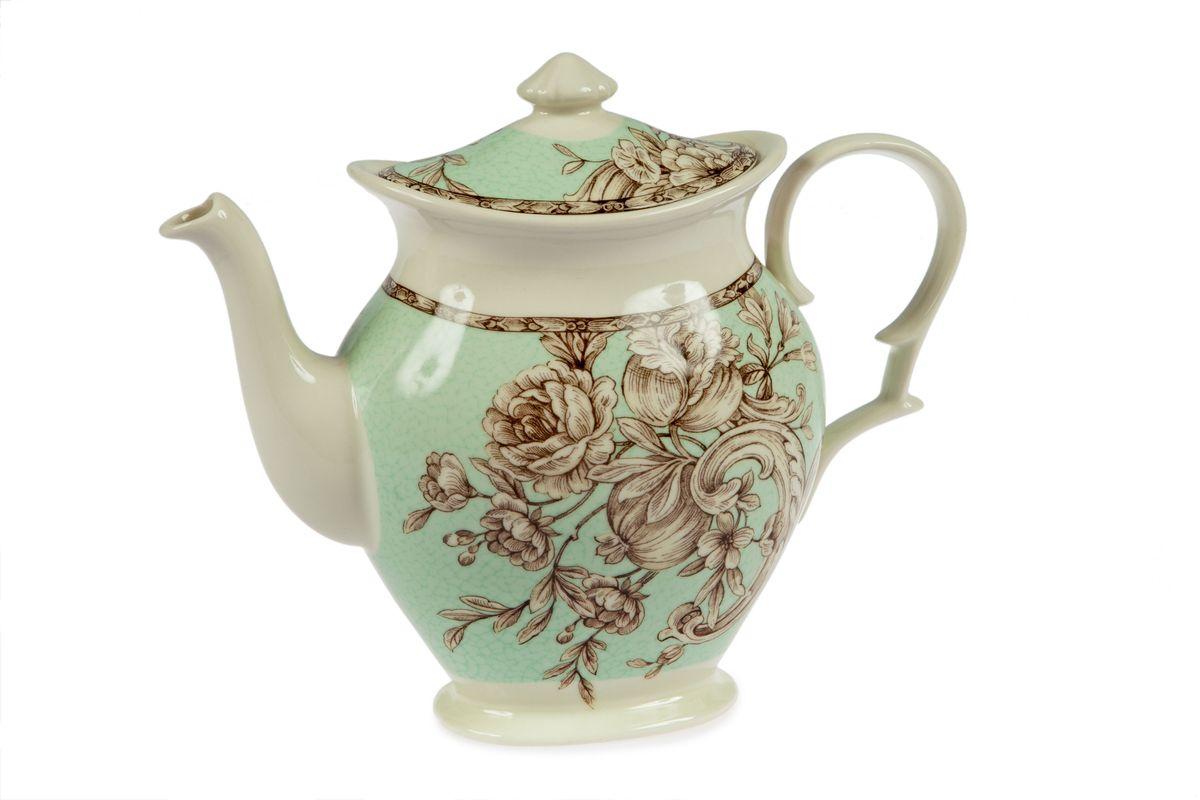 Чайник заварочный Elff Decor Очарование, 1,28 лCM000001328Чайник из серии посуды DELI превратит ваше чаепитие в утончённую трапезу и позволит вам вдохнуть атмосферу загадочного неповторимого Востока.