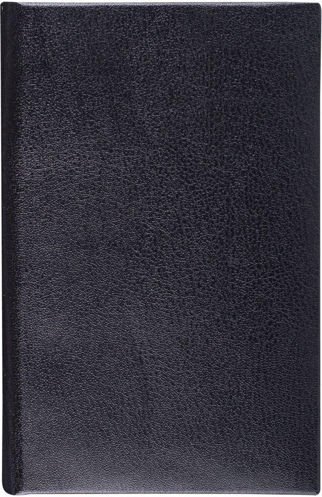 Brauberg Ежедневник Select 160 листов цвет черный формат A572523WDВыполнен в строгом классическом стиле и имеет приятную на ощупь обложку с гладкой матовой поверхностью и едва заметным благородным блеском.