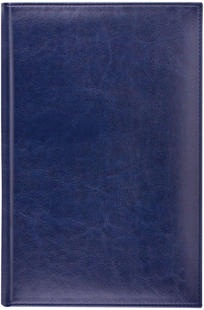 Brauberg Ежедневник Imperial 160 листов цвет синий формат A672523WDВыполнен в классическом дизайне. Мягкая обложка с легкой рельефной фактурой, напоминающей натуральную кожу, и внутренний блок из тонированной бумаги воплощают поистине имперскую роскошь серии.