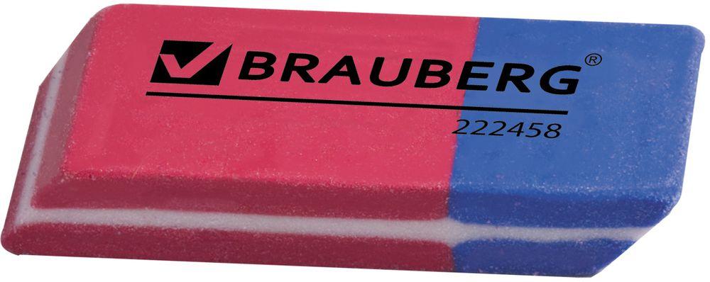 Brauberg Ластик Assistant 80 4 шт34650_желтый, зеленыйОфисная стирательная резинка. Предназначена для стирания карандаша. Не повреждает поверхность бумаги. Обеспечивает лёгкое и чистое стирание без повреждения поверхности бумаги и без образования бумажной пыли.•Прямоугольная форма со скошенными углами. •Цвет – комбинация синего и красного. •Размер - 41х14х8 мм. •Набор - 4 штуки. •Упаковка с европодвесом.