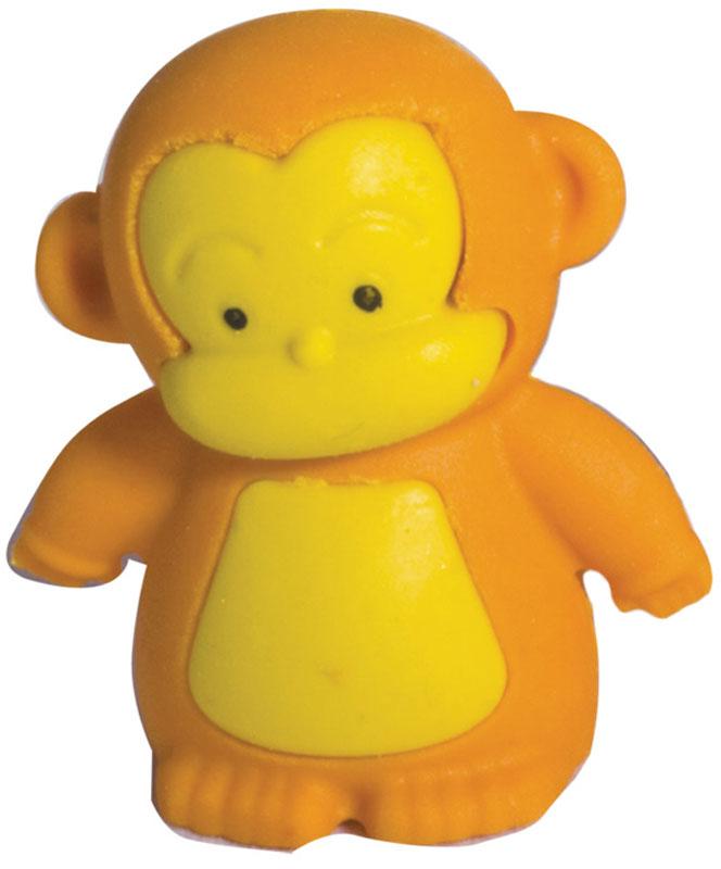 Пифагор Ластик ОбезьянкаFS-54103Стирательная резинка в форме обезьянки. Для удаления надписей, сделанных карандашом. Обеспечивает лёгкое и чистое стирание без повреждения поверхности бумаги.•Форма обезьянки. •Цвет - ассорти. •Упаковка с подвесом. •Поставляется в нескольких вариантах цвета (без возможности выбора).