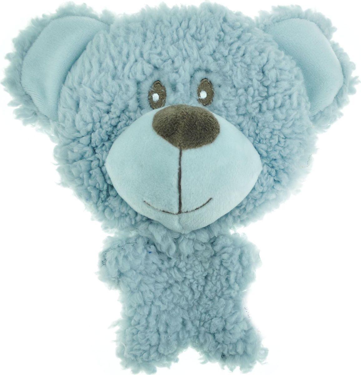 Игрушка для собак Aromadog Big Head. Мишка, цвет: голубой, 12 см0120710Aromadog создал первую в мире интерактивную игрушку с натуральным эфирным маслом.В конструкции игрушки имеется пищалка с наполнителем пропитанным маслом лаванды. При каждом нажатии на игрушку аромат высвобождается.При изготовлении используется эфирное масло лаванды 100% терапевтической чистоты.Запатентованная технология для стойкого аромата.Использование игрушки рекомендовано ветеринарными врачами.Корректирует поведение питомца.Успокаивает. Борется с гиперактивностью.Использование игрушки рекомендовано собакам со следующими поведенческими проблемами:Разлука с хозяином: Пожалуйста, не уходи!Беспокойство по ночам: Почему все спят?Визит к ветеринарному врачу: Эти неизвестные и пугающие запахи!Боязнь грома и петард: Эти звуки меня пугают!Питомцы из приюта: Они полюбят меня?Скука: О! Новая игрушка, как хорошо. Спокойствие, баланс….
