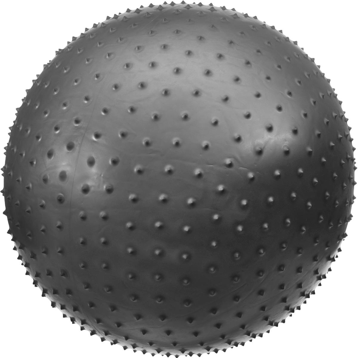 Мяч для фитнеса Bradex, массажный, 75 смХот ШейперсМассажный мяч для фитнеса Bradex отличается от обычного мяча для фитнеса поверхностью, которая дополнительно обеспечивает массаж в течение выполнения упражнений на нем. Взрослые могут использовать мяч в качестве минитренажера, направленного на снижение веса и общего укрепления организма. Для детей он станет веселой и полезной игрушкой, благотворно влияющей на формирование правильной осанки, гибкости, ловкости и пластичности. Мяч сделан в соответствии с антивзрывной технологией, гарантирующей безопасность во время эксплуатации. Накачать гимнастический мяч можно с помощью любого насоса (ручного или ножного) или же компрессором. Для этого необходимо воспользоваться конусообразным переходником, который, как правило, поставляется в комплекте с насосом или компрессором. Характеристики:Материал: ПВХ, силикон. Диаметр мяча: 75 см. Мах нагрузка: 150 кг. Размер упаковки: 21 см х 27,5 см х 14 см. Артикул: SF0018. Производитель: Китай.