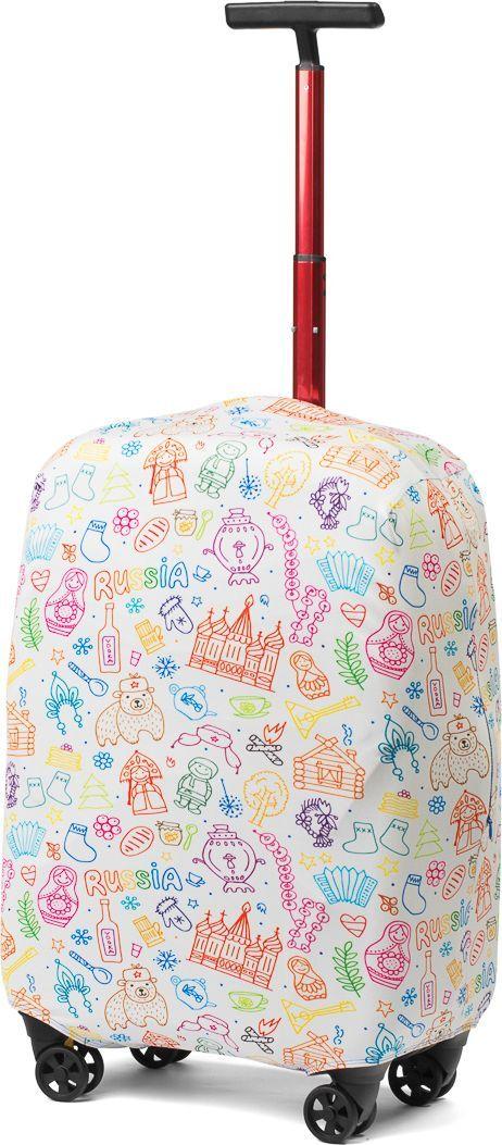 Чехол для чемодана Ratel Белые ночи. Размер S (49-55 см)BP-001 BKСтильный и практичный чехол RATEL создан для защиты Вашего чемодана. Размер S предназначен для маленьких чемоданов высотой от 49 см до55 см. Благодаря очень прочной и эластичной ткани чехол RATEL отлично садится на любой чемодан. Все важные части чемодана полностью защищены, а для боковых ручек предусмотрены две потайные молнии. Внизу чехла - упрочненная молния-трактор. Наличие запатентованного кармашка служит ориентиром и позволяет быстро и правильно надеть чехол на чемодан. Ткань чехла – приятна на ощупь, легко стирается и долго сохраняет свой первоначальный вид.Назначение чехла RATEL:Защищает чемодан от пыли, грязи иразных повреждений. Экономит Вашиденьги и время на обмотке пленкой чемодана в аэропорту. Защищает Ваш багаж от вскрытия. Предупреждает перевес. Чехол легко и быстро снять с чемодана и переложить лишние вещи,в отличие от обмотки. Яркая индивидуальность. Вы никогда не перепутаете свой чемодан счужим как на багажной ленте в аэропорту, так ив туристическом автобусе. Легкийи компактный, не добавляет веса, не занимает места. Складывается сам в себя. Характеристики:Тип: чехол для чемоданаРазмер чемодана: М (высота чемодана: 49 см.-55 см.) Материал: Бифлекс, плотность - 240 грамм.Тип застежки: молнияСтрана изготовитель: РоссияУпаковка: пакетРазмер упаковки: 20 см. х 1,5 см. х 16 см.Вес в упаковке: 125 грамм.