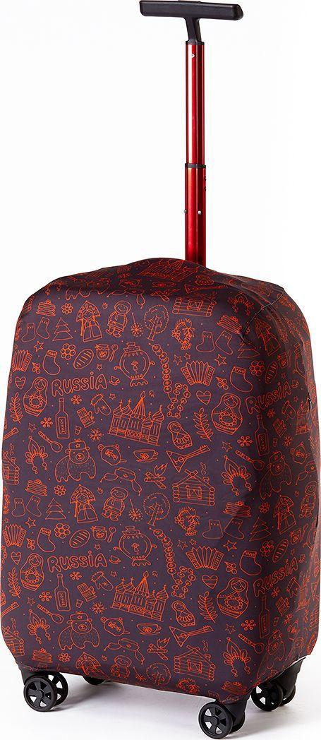 Чехол для чемодана Ratel Москва. Размер M (65-74 см)BP-001 BKСтильный и практичный чехол RATEL создан для защиты Вашего чемодана. Размер М предназначен для средних чемоданов высотой от 65 см до 74 см. Благодаря очень прочной и эластичной ткани чехол RATEL отлично садится на любой чемодан. Все важные части чемодана полностью защищены, а для боковых ручек предусмотрены две потайные молнии. Внизу чехла - упрочненная молния-трактор. Наличие запатентованного кармашка служит ориентиром и позволяет быстро и правильно надеть чехол на чемодан. Ткань чехла – приятна на ощупь, легко стирается и долго сохраняет свой первоначальный вид. Назначение чехла RATEL: Защищает чемодан от пыли, грязи иразных повреждений.Экономит Вашиденьги и время на обмотке пленкой чемодана в аэропорту.Защищает Ваш багаж от вскрытия.Предупреждает перевес. Чехол легко и быстро снять с чемодана и переложить лишние вещи,в отличие от обмотки.Яркая индивидуальность. Вы никогда не перепутаете свой чемодан счужим как на багажной ленте в аэропорту, так ив туристическом автобусе.Легкийи компактный, не добавляет веса, не занимает места. Складывается сам в себя.Характеристики:Тип: чехол для чемоданаРазмер чемодана: М (высота чемодана: 65 см.-74 см.) Материал: Бифлекс, плотность - 240 грамм.Тип застежки: молнияСтрана изготовитель: РоссияУпаковка: пакетРазмер упаковки: 20 см. х 1,5 см. х 16 см.Вес в упаковке: 190 грамм